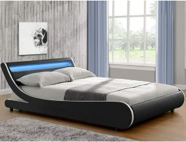 Komplett Sängpaket Flavio LED-belysning 160x200
