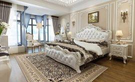 Säng Beatriz Lux 180x200 vit
