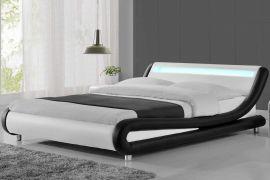 Komplett Sängpaket Leroux LED-belysning 160x200