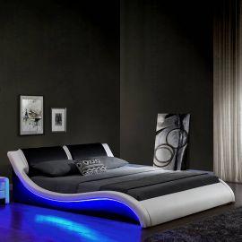 Komplett Sängspaket Barracuda LED-belysning 160x200