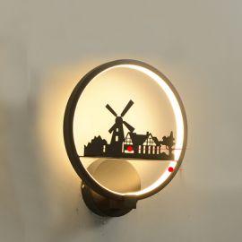 Vägglampa Aldrich