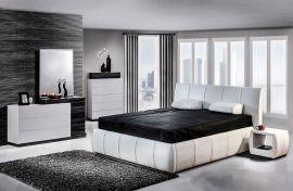 Alicante Lux Säng 160-180 vit