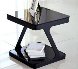 Coffee Table Alvis-black