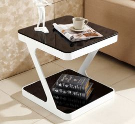 Coffee Table Alvis-black-white