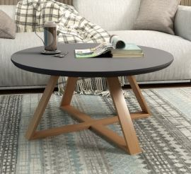 Round Coffee Table Arturo-grey