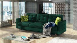 Sofa bed Coretta-dark green