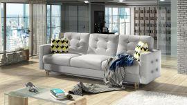 Sofa bed Coretta-light grey