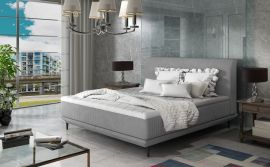 Bed Argento grey-160x200cm