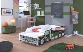 Children bed Rocket-140x70cm