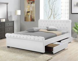 Bed set Oxford 160x200 -white
