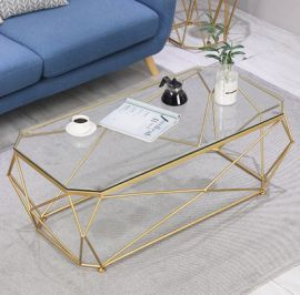 Coffee Table Beck-white