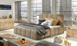 Bed Ares brown-160x200cm