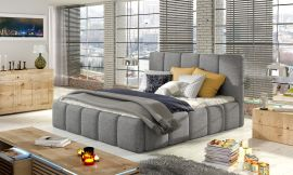 Bed Ares grey-160x200cm