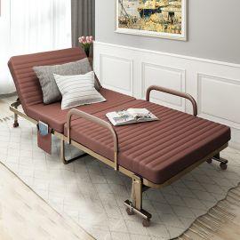 Foldable Bed Beldon-brown