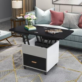 Coffee Table Benito-black