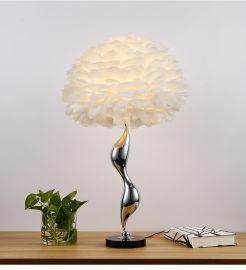 Bordlampa Blanche