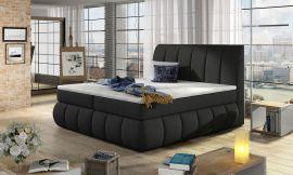Boxspring bed Berson 140-180-180x200cm-black