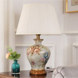 Bordlampa Camellia