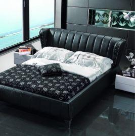 Säng Century Lux 160-180 Svart