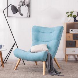 Chair Clapton-light blue