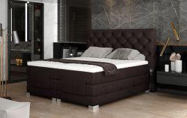 Adjustable Bed Set Astrid 160-180-160x200cm-brown
