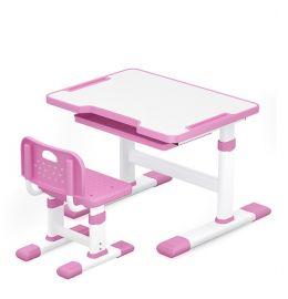 Barnskrivbord + stol set Collado