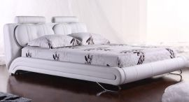 Bed Andalucia Lux 160-180-160x200cm-white
