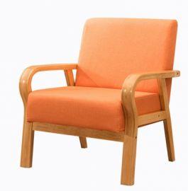 Armchair Dazzler-orange