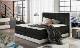 Boxspring bed Hillary -black-180x200cm