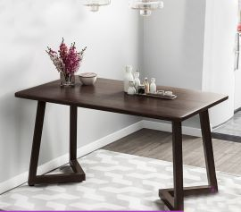 Dining table Donald-brown