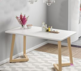 Dining table Donald-white