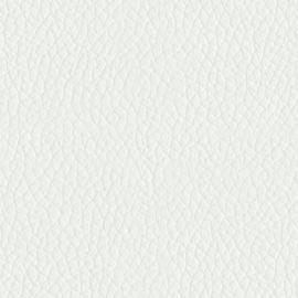Vit Bonded  Konstläder (Bonded Leather) 5-30m rulla