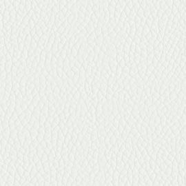 White PVC artificial leather