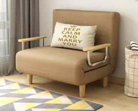 Foldable Bed Elmer-brown