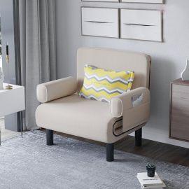 Foldable Bed Elton-beige
