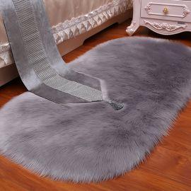 Carpet Essel 100x180cm-grey