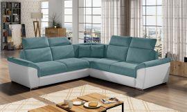 Corner sofa bed Gideon-light blue
