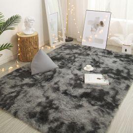 Carpet Felma 160x200cm-dark-grey