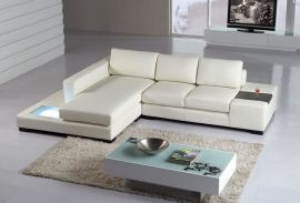 Ferrara Mini Corner Sofa-white