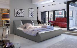 Bed Freya with storage 160-180-grey-160x200cm