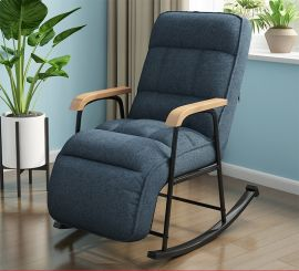 Chair Francisco-dark blue
