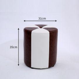 Pouf Gelina-brown