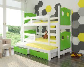Children bed Gaston-green