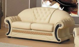 2-seater sofa Gubbio -beige