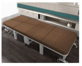 Foldable Bed Homer-brown
