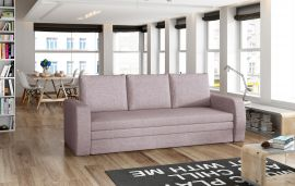 Sofa bed Lilac-light pink