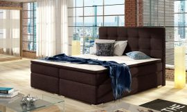 Boxspring bed Melinda -brown-160x200cm