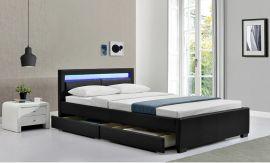 Komplett Sängspaket Viking LED-belysning 160x200