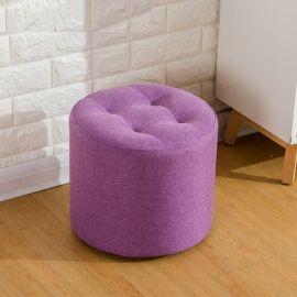 Pouf Karenza-purple