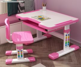Barnskrivbord + stol set Kayli